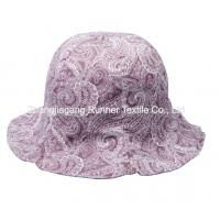 Quality Ladies fashion sun protection hat for sale