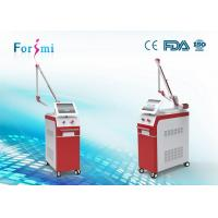 Wholesale Best selling forimi q switch laser treatment 10 hz nd yag laser for tattoo removal from china suppliers