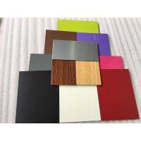 Quality Various Colors Aluminum Composite Panel Cladding With Cold Resistance for sale
