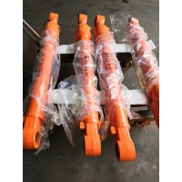 China zx110 bucket hydraulic cylinder Hitachi excavator spare parts  construction spare parts JDF hydraulic factory wholesale