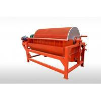 China Mineral Processing Equipment Industrial Magnetic Separator 600-1500 MM Shell Diameter ER6012 wholesale