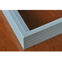China ISO9001  Aluminum frames for solar panels , aluminum solar frame wholesale