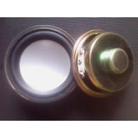 Buy cheap Supply the 52 mm round foam edge bottom cap 4 o 3 w speakers from wholesalers