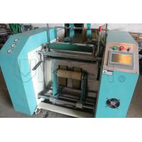 China Ruian Vinot Full Automatic Cling Film Making Machine / Film Slitter Rewinder Machine wholesale