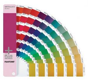 China 2014 Version PANTONE metallic formula guide/coated Color Card wholesale