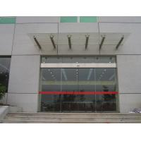 China Interior Frameless Automatic Sliding Door Home Energy - Saving Powder Coated wholesale