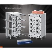 China 5-Gallon mould with hot runner for preforms wholesale