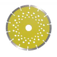 China 150mm Diamond Circular Saw Blade / Diamond Cutting Blade For Angle Grinder wholesale