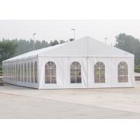 China Fire Resistant Outdoor Custom Camping Tent For 300 People Banquet wholesale