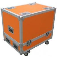 China Orange Custom Rugged Flight Case With Butterfly Lock wholesale
