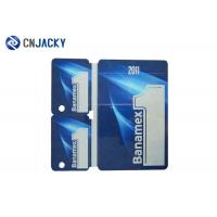 China 3 In 1 Combo PVC Smart Card For Enterprise / Bank  / Company Credit Card Size wholesale