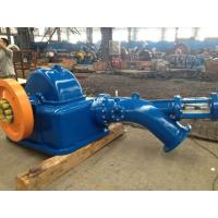 China 83kW Hydraulic Power Plant 62m Head 06Cr13Ni4Mo Professional Horizontal wholesale