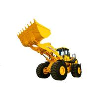 Buy cheap LW800KN Wheel Loader Earthmoving Machinery With Dual-pump Combined Technology from wholesalers