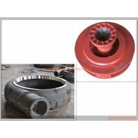 China Centrifugual Slurry Pump Spare Parts For Mining / Sand Dredging / Slurry Suction wholesale