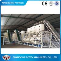 China 1-1.5t/h High Capacity Ring Die Pellet Machine For Making biomass pellets wholesale