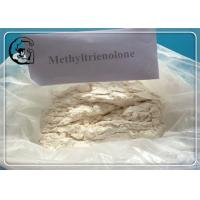 China Hot Raw Hormone Muscle Building Steroids Powder Methyltrienolone CAS 965-93-5 wholesale