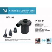China HT-198 Rechargeable Electric Air Pump In Camping & outdoor wholesale