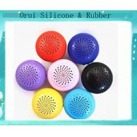 China Outdoor Hi-fi  bluetooth loudspeaker silicone  cover wholesale