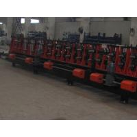 China Carbon Steel Plate C And Z Purlin Roll Forming Machine Auto Changeable and Automatic Controlled By Japan Panasonic PLC wholesale