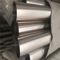 China Round Stainless Steel Welded Pipes Schedule 40 Seamless Cold Rolled No.4 Finish 22mm 200mm wholesale