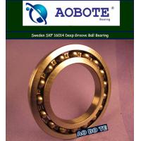 Quality SKF 16014 Deep Groove Ball Bearing For Light Textile , ABEC 5 for sale