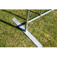 Wholesale Crowd Control Barricade Panels 1100mm x 2200mm hot dipped galvanized to 42 microns from china suppliers