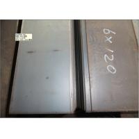 China Black / Galvanized Mild Steel Flat Bar with Square Edge with material JIS SS400 SS490 wholesale