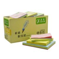 China Eco-friendly Material Top Quality Logo Printed Stiky Note Pad wholesale