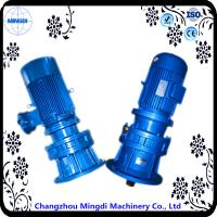 China Horizontal Industrial Planetary Gearbox Carburising Quenching Gear Grinding wholesale