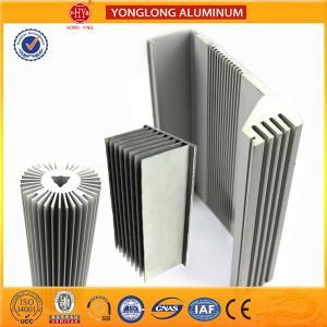 China Heat Broke Aluminum Frame Profiles Sound Insulation Impact Resistance on sale