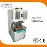 China Multi - Axis Screw Tightening Machine Automatic Screw Driver Machine wholesale