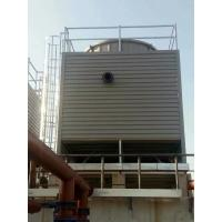 China Large Capacity Open Cooling Tower High Efficiency PVC Filling 2 Year Warranty on sale