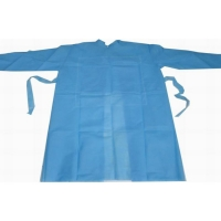 China Alcohol Resistance 130×150cm 2XL Disposable Surgical Gowns on sale