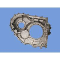 China Silver Aluminium Casting Diesel Engine Parts Timing Gear Cover  OEM Service wholesale