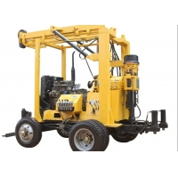 China Xy-1 100 Meters Portable Hydraulic OEM Crawler Mounted Drill Rig Machine wholesale
