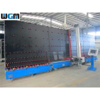 China Vertical Double Glazing Glass Machine With Four Axis Servo Control System wholesale