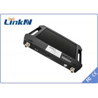 Wholesale LinkAV-C1004 Portable COFDM Receiver HDMI Display With External Display Screen AV Output from china suppliers