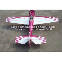 "China YAK55M 30cc 73"" Rc airplane model, remote control plane model kits wholesale"