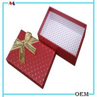 China New Design Watch Box Jewerly Box Gift Packaging Paper Bag Paper Box on sale