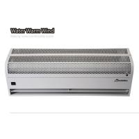China Hot Water Industrial Heating Air Curtain , Water source Air Curtain Cooler wholesale