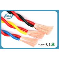 China Shielded 12 Gauge Insulated Copper Wire For Commercial Building Heat Resistant wholesale