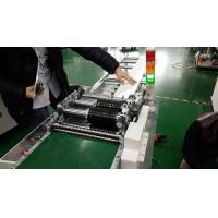 China High Efficiency Laser Cut PCB Depaneling Machine With SKD11 Blade wholesale