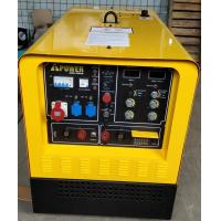 China 400A Diesel Welder Generator , Engine Driven Welding Machine With Dual Operator Capabilities wholesale