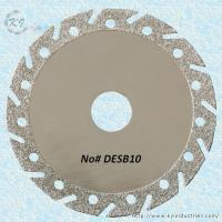 China Electroplated Segmented Saw Blades - DESB10 wholesale