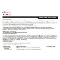 China PDF File Cisco IOS Software L-LIC-CT2504-25A 25 AP Adder License For 2504 WLAN Controller wholesale