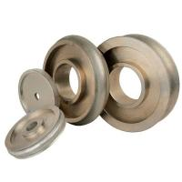 China Electroplated Diamond Grinding Wheel For Glass Tungsten Carbide Dressing Tool Carbide Tools on sale