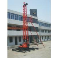 China Lifting Drilling Rods core Drilling Tower with 9.5m/16m/27m wholesale