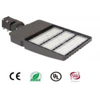 China 3000K 4000K 6000K LED Shoebox Light , 130LM / Watt Outdoor Led Pole Light wholesale
