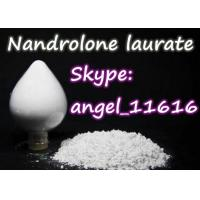 China Muscle Building Nandrolone Steroid Laurate White Powder CAS No. 26490-31-3 wholesale