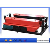 6M / Min DSJ-180 Underground Cable Pulling Winch Machine With Electric Engine 220V / 380V